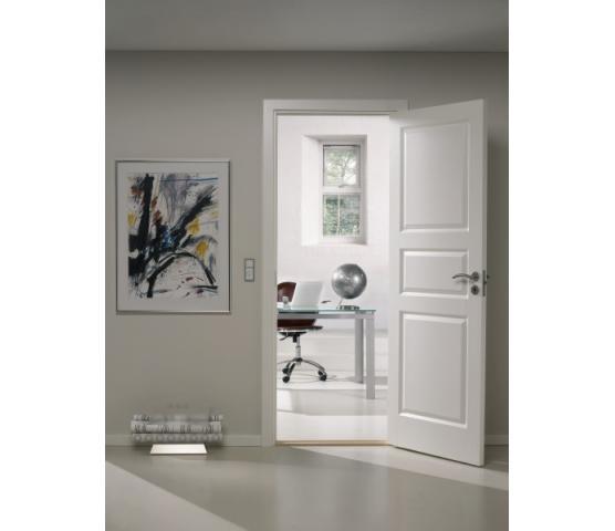 Swedoor Compact massiv innerdør, 3 speil