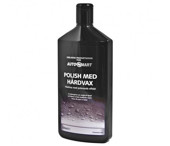 Polish og voks for rengjøring av ytterdør