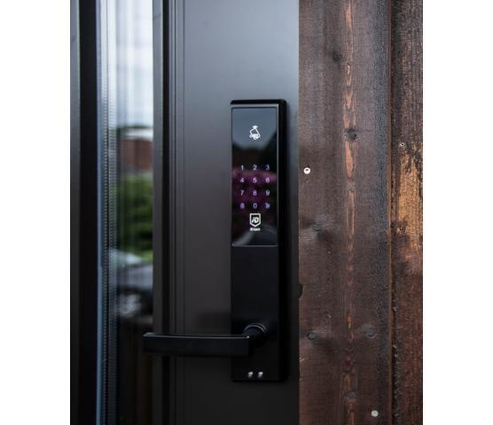 ID Lock 150. Elektronisk kodelås - Sort